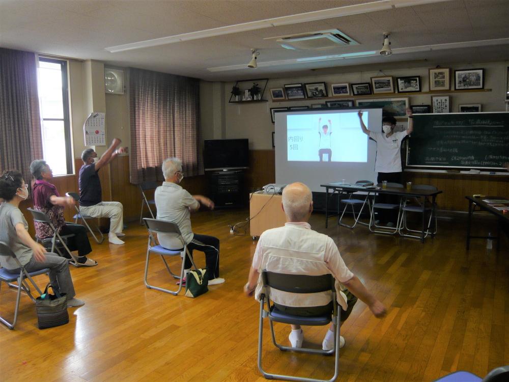 理学療法 運動 体操 筋力